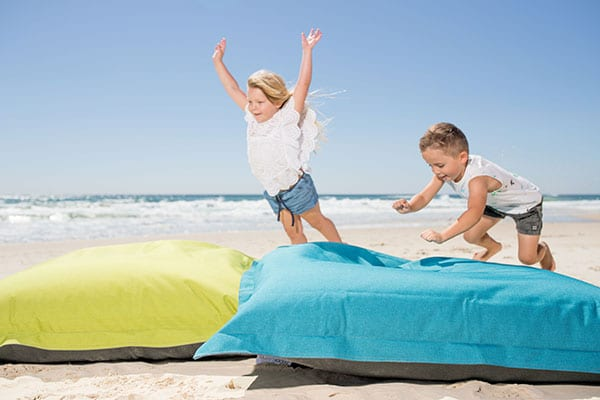 Universal Cushion Beanbag | Mooi Living Perth