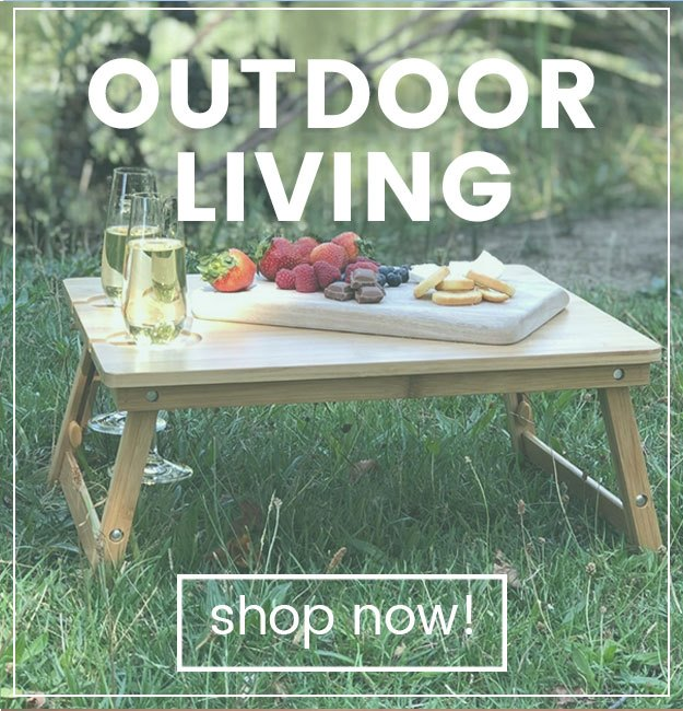 Outdoor Living - Coming Soon