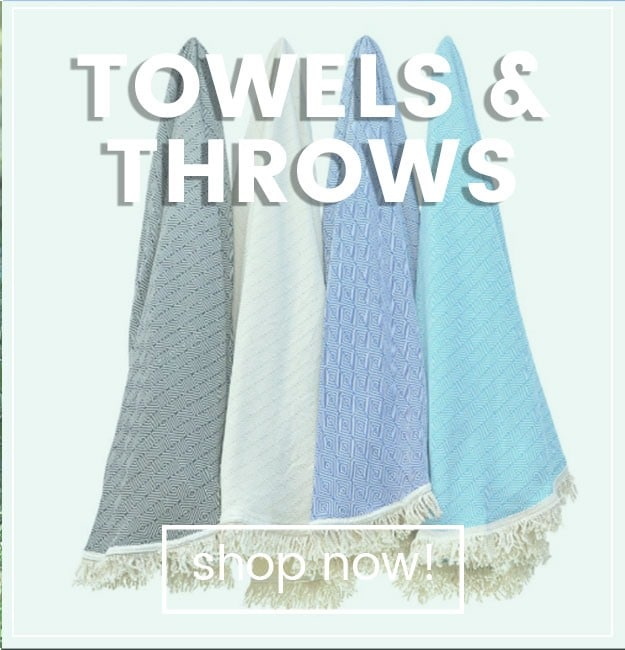 Throws and Towels