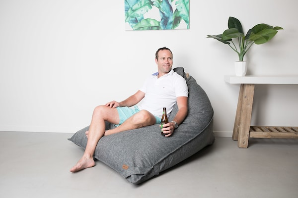 Bean bags for the man cave